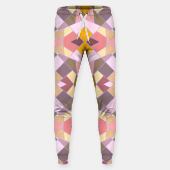 Thumbnail image of Cristal Texture pink Sweatpants, Live Heroes