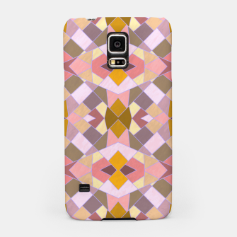 Thumbnail image of Cristal Texture pink Samsung Case, Live Heroes
