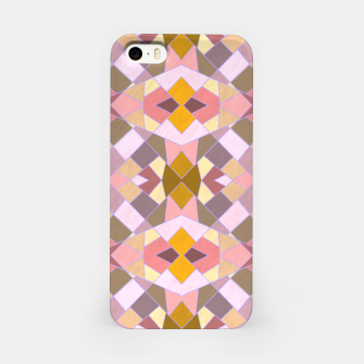 Thumbnail image of Cristal Texture pink iPhone Case, Live Heroes