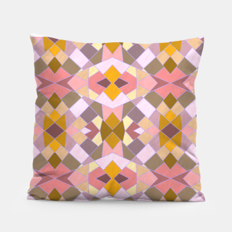 Thumbnail image of Cristal Texture pink Pillow, Live Heroes
