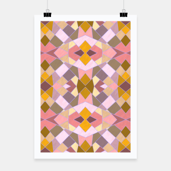 Thumbnail image of Cristal Texture pink Poster, Live Heroes