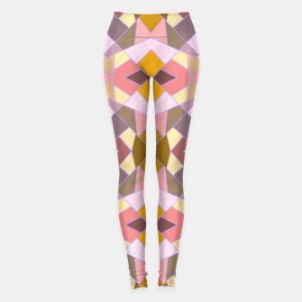 Thumbnail image of Cristal Texture pink Leggings, Live Heroes