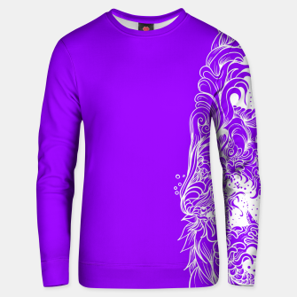 Thumbnail image of Sleeve PW Unisex sweater, Live Heroes