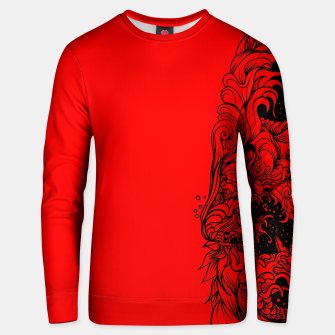 Thumbnail image of Sleeve RB Unisex sweater, Live Heroes