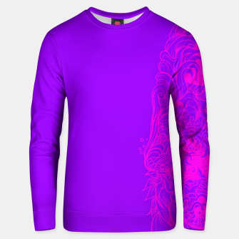 Thumbnail image of Sleeve PP Unisex sweater, Live Heroes