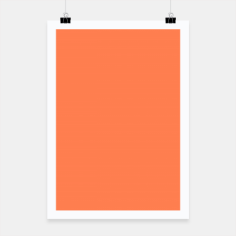 color coral Poster thumbnail image