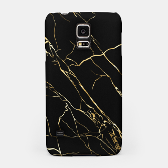 Thumbnail image of Gold black Samsung Case, Live Heroes