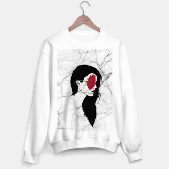 Thumbnail image of Aesthetic girl Sweater regular, Live Heroes