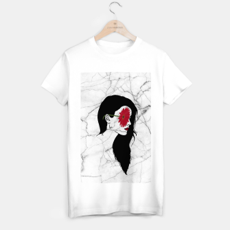 Thumbnail image of Aesthetic girl T-shirt regular, Live Heroes