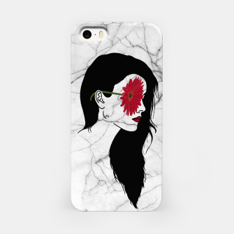 Thumbnail image of Aesthetic girl iPhone Case, Live Heroes
