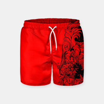 Sleeve RB Swim Shorts Bild der Miniatur