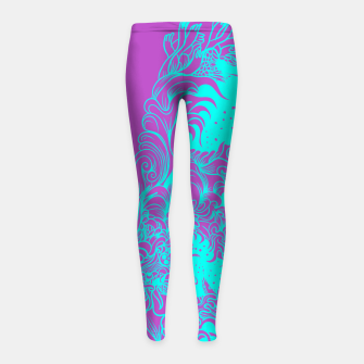 Sleeve PB Girl's leggings thumbnail image