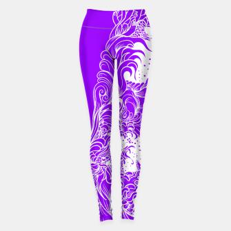 Miniatur Sleeve PW Leggings, Live Heroes