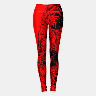Miniatur Sleeve RB Leggings, Live Heroes