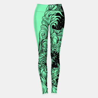 Miniatur Sleeve GB Leggings, Live Heroes