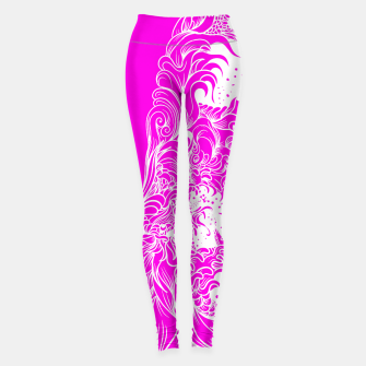 Thumbnail image of Sleeve PW Leggings, Live Heroes
