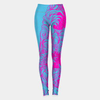 Thumbnail image of Sleeve BP Leggings, Live Heroes