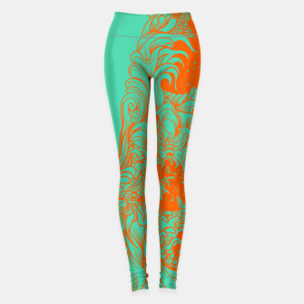 Thumbnail image of Sleeve GO Leggings, Live Heroes