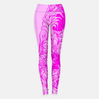 Thumbnail image of Sleeve Pink Leggings, Live Heroes