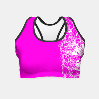 Thumbnail image of Sleeve PW Crop Top, Live Heroes
