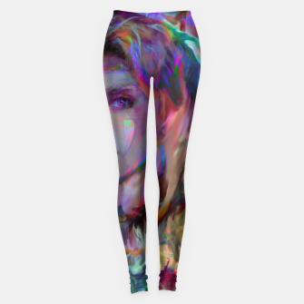 princess mononoke Leggings thumbnail image