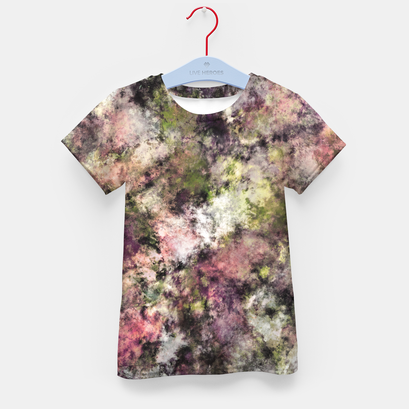 Image of Hiding in plain sight Kid's t-shirt - Live Heroes