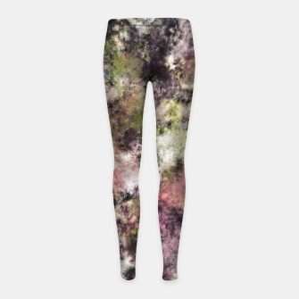 Hiding in plain sight Girl's leggings thumbnail image
