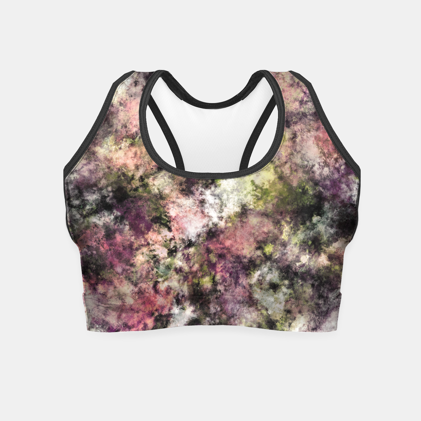 Image of Hiding in plain sight Crop Top - Live Heroes