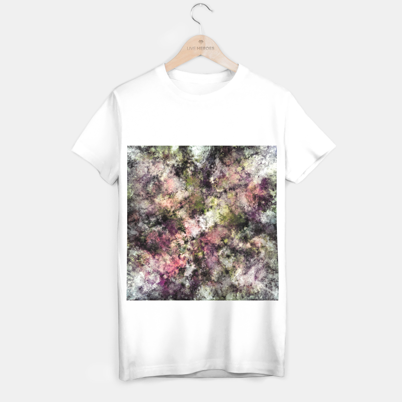 Image of Hiding in plain sight T-shirt regular - Live Heroes