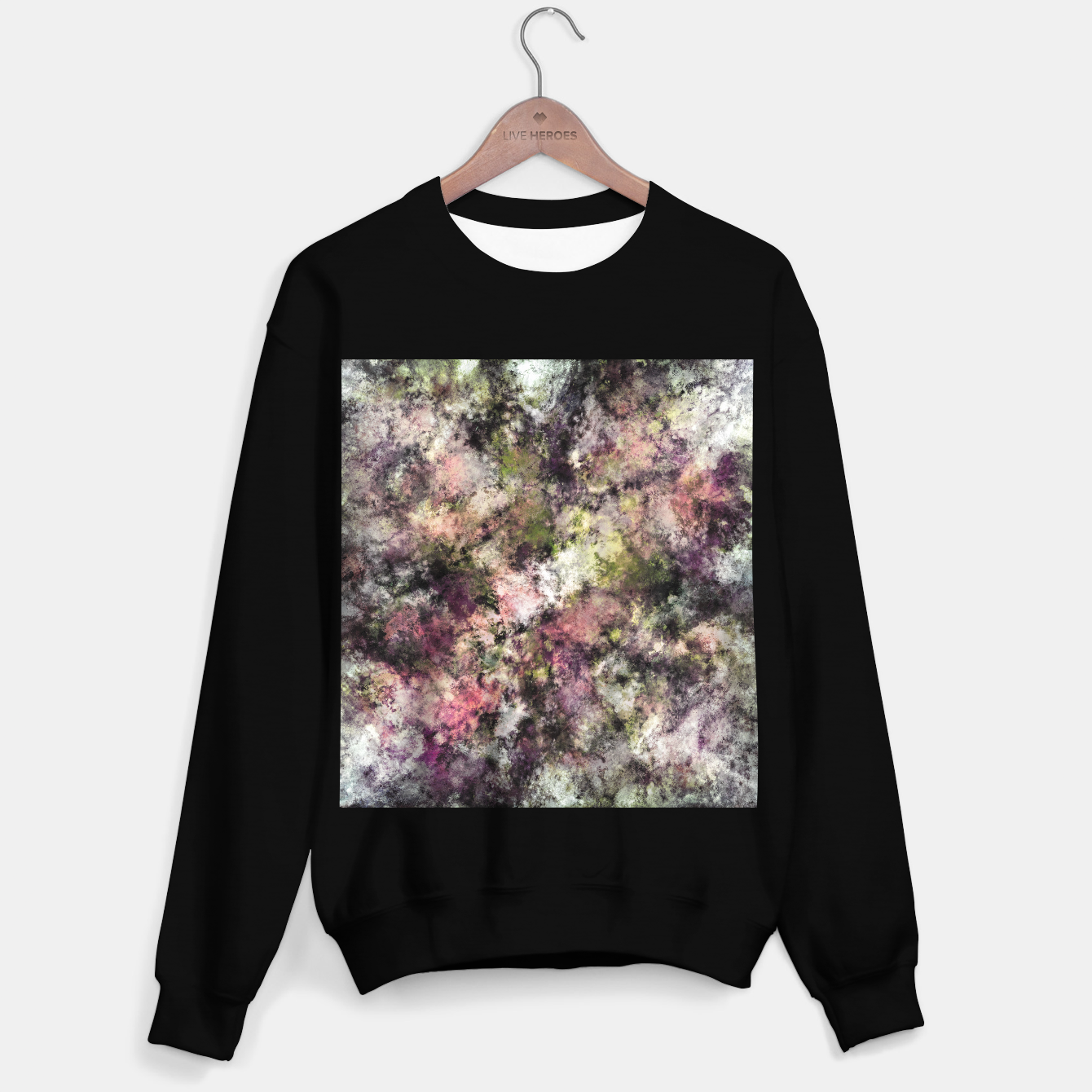Image of Hiding in plain sight Sweater regular - Live Heroes