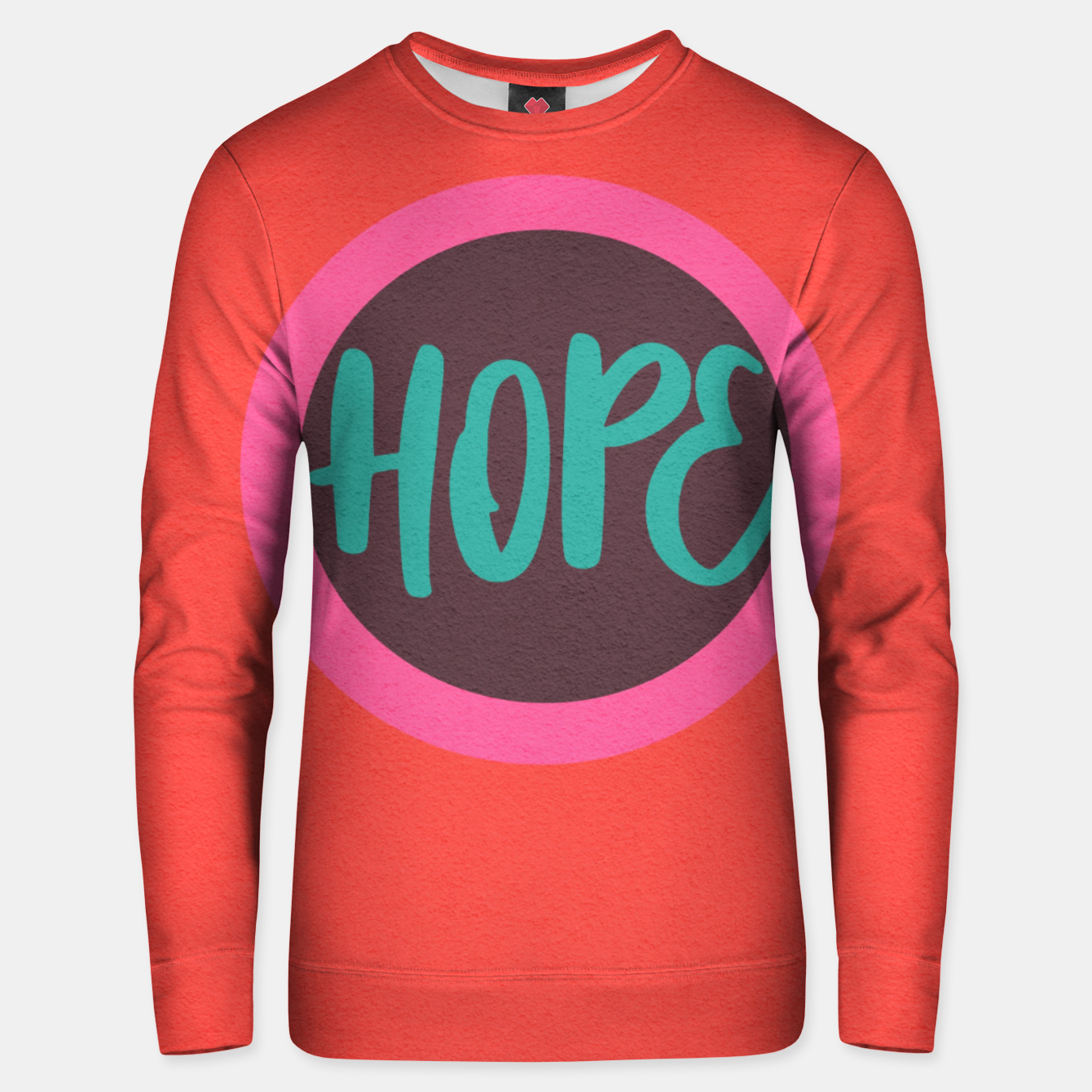 Image of hope Unisex sweater - Live Heroes