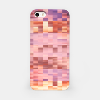 Vivid Pattern XVI iPhone Case obraz miniatury