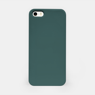 Thumbnail image of color dark slate grey iPhone Case, Live Heroes