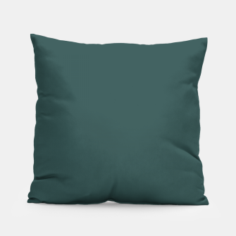 Thumbnail image of color dark slate grey Pillow, Live Heroes