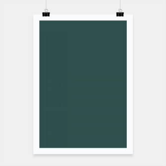 Thumbnail image of color dark slate grey Poster, Live Heroes