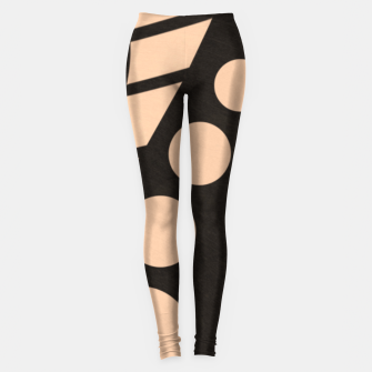 Thumbnail image of Docs&lines Leggings, Live Heroes