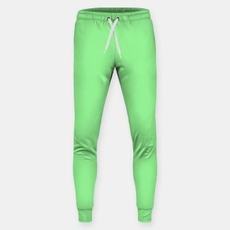 color light green Sweatpants thumbnail image