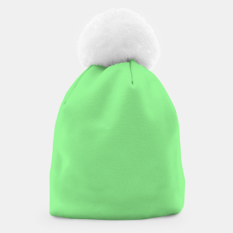 color light green Beanie thumbnail image