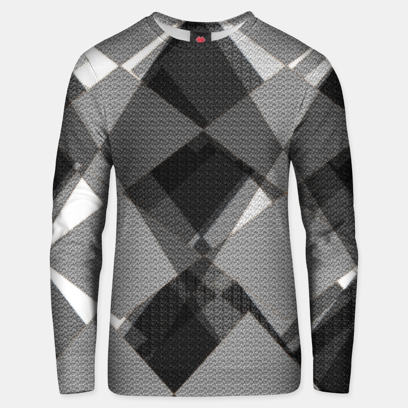 Image of Plazmy Unisex sweater - Live Heroes