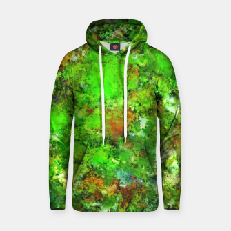 Slippery green rocks Hoodie thumbnail image