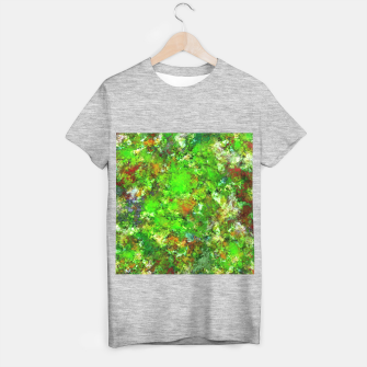 Slippery green rocks T-shirt regular thumbnail image