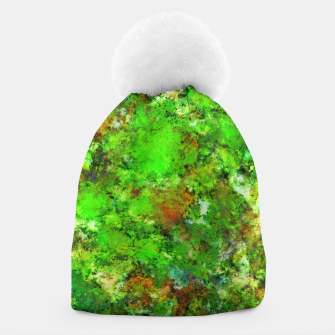 Slippery green rocks Beanie thumbnail image