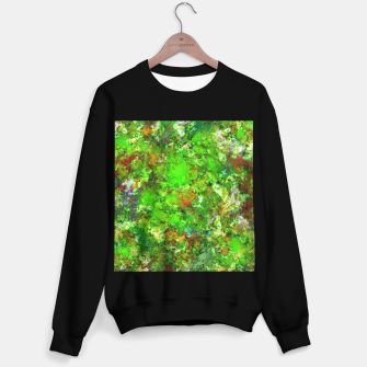 Thumbnail image of Slippery green rocks Sweater regular, Live Heroes
