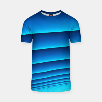 Thumbnail image of BLUE WAVES T-shirt, Live Heroes
