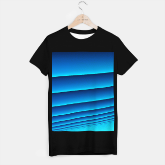 Thumbnail image of BLUE WAVES T-shirt regular, Live Heroes