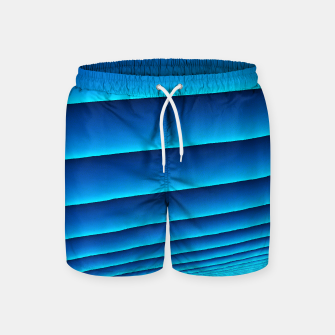 Thumbnail image of BLUE WAVES Swim Shorts, Live Heroes