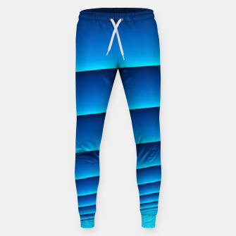 Thumbnail image of BLUE WAVES Sweatpants, Live Heroes