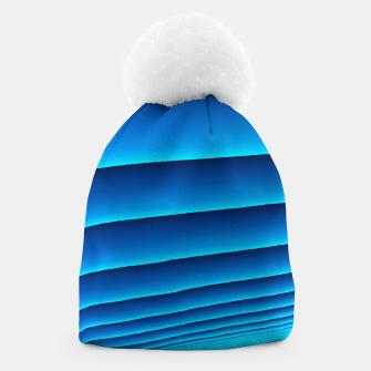 Thumbnail image of BLUE WAVES Beanie, Live Heroes