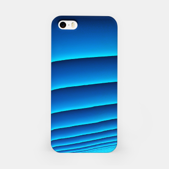 Thumbnail image of BLUE WAVES iPhone Case, Live Heroes