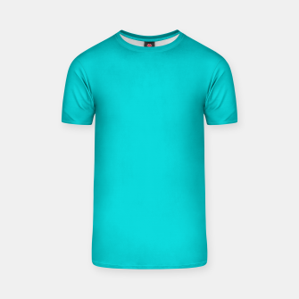 Thumbnail image of color dark turquoise T-shirt, Live Heroes